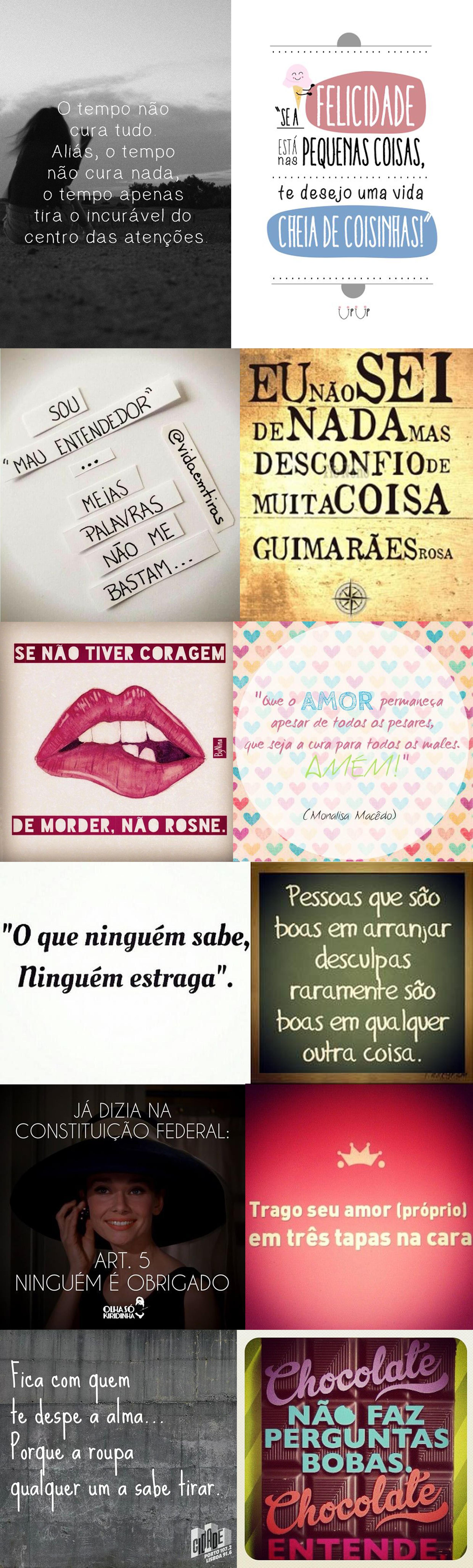 50 Frases E Imagens Do Pinterest Que Inspiram My Wishlist